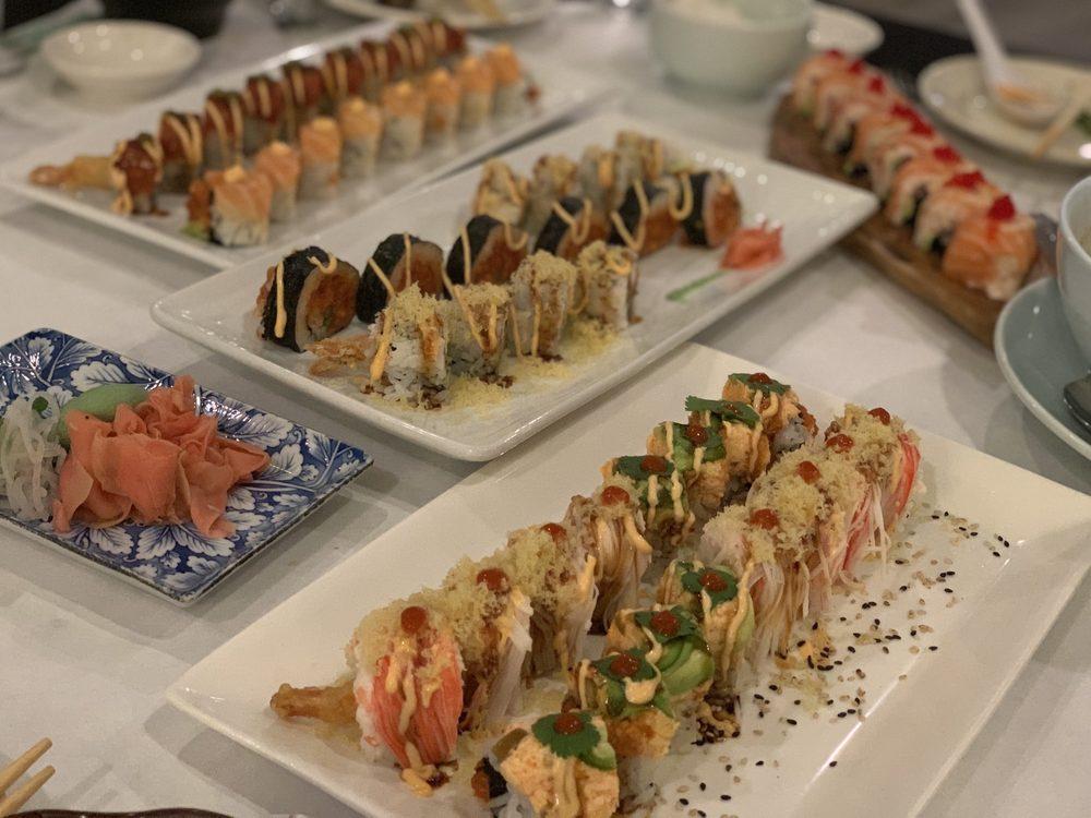 Osaka Sushi Grill: 2809 Johnston St, Lafayette, LA