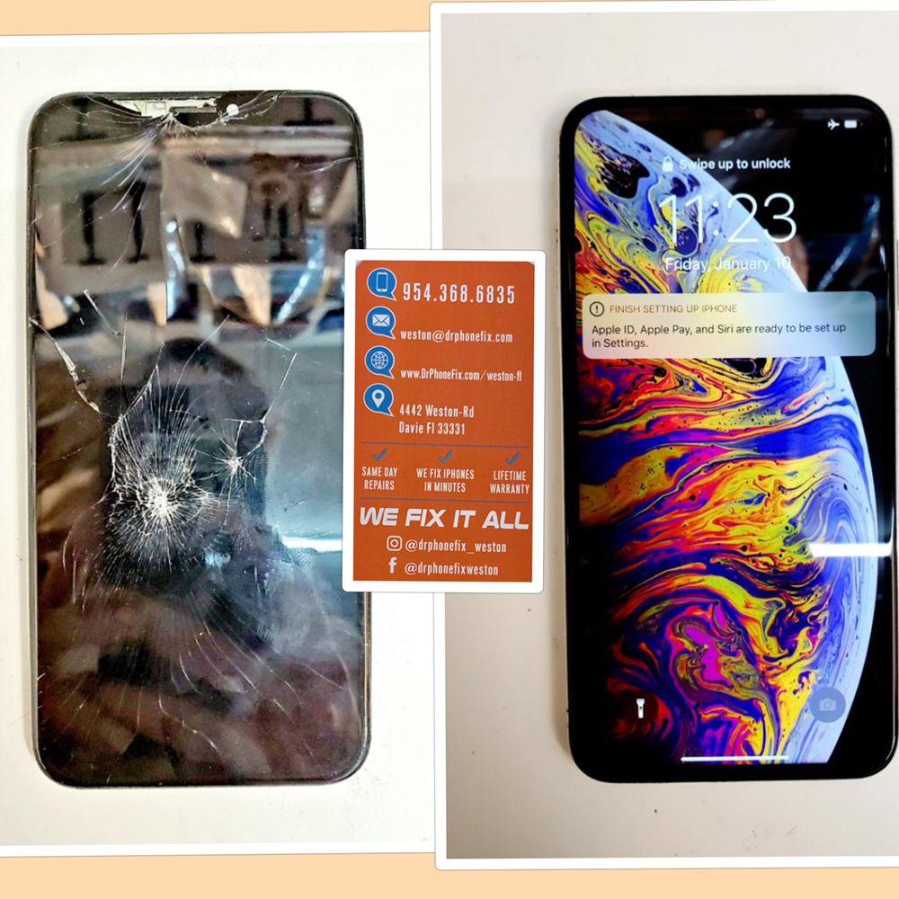 Phone Fix & Repair Weston: 4442 Weston Rd, Davie, FL