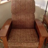 Photo Of Upholstery Zone Woodland Hills Ca United States Mission Style Recliner