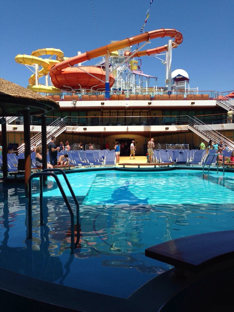 Lido Deck Pool And Water Park Yelp