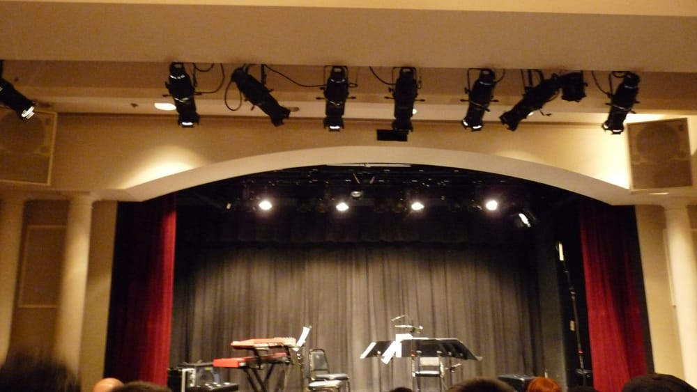 Columbia College Music Center Concert Hall
