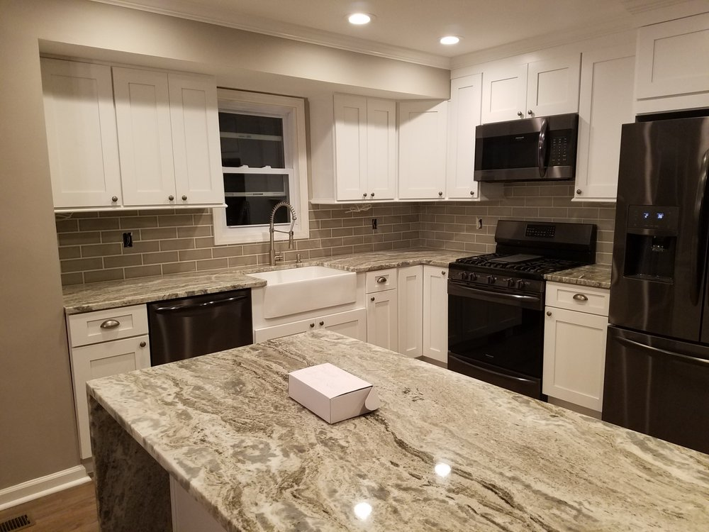 ... Cabinets Kitchen Photo Of Aqua Kitchen And Bath Design Center Wayne Nj United States ...