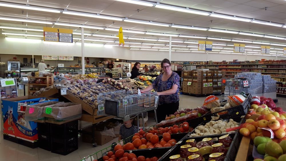 Cv's Family Foods: 700 W Commercial St, Ozark, AR