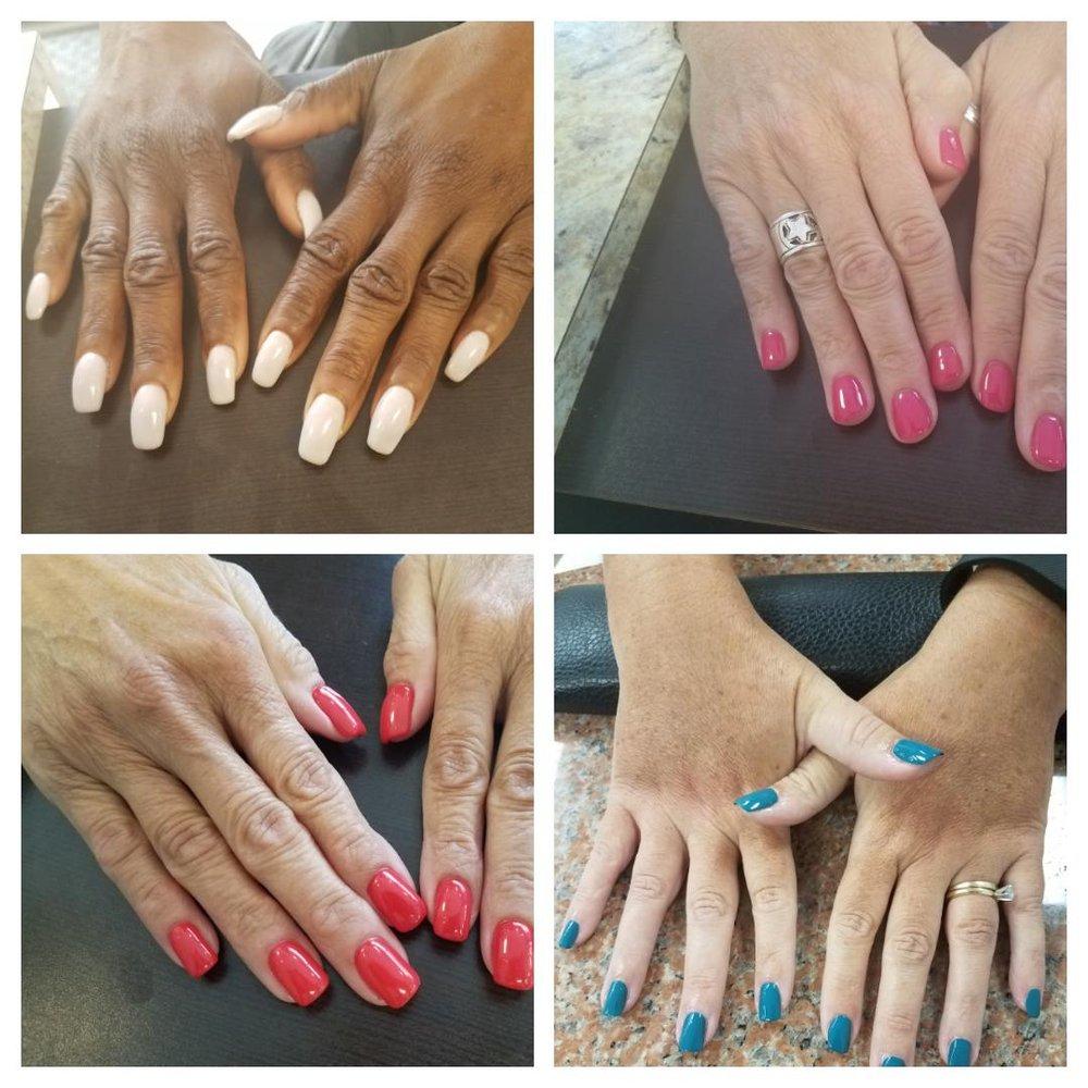 Glorious Nail Spa & Hair Salon: 38B S Turnpike Rd, Wallingford, CT