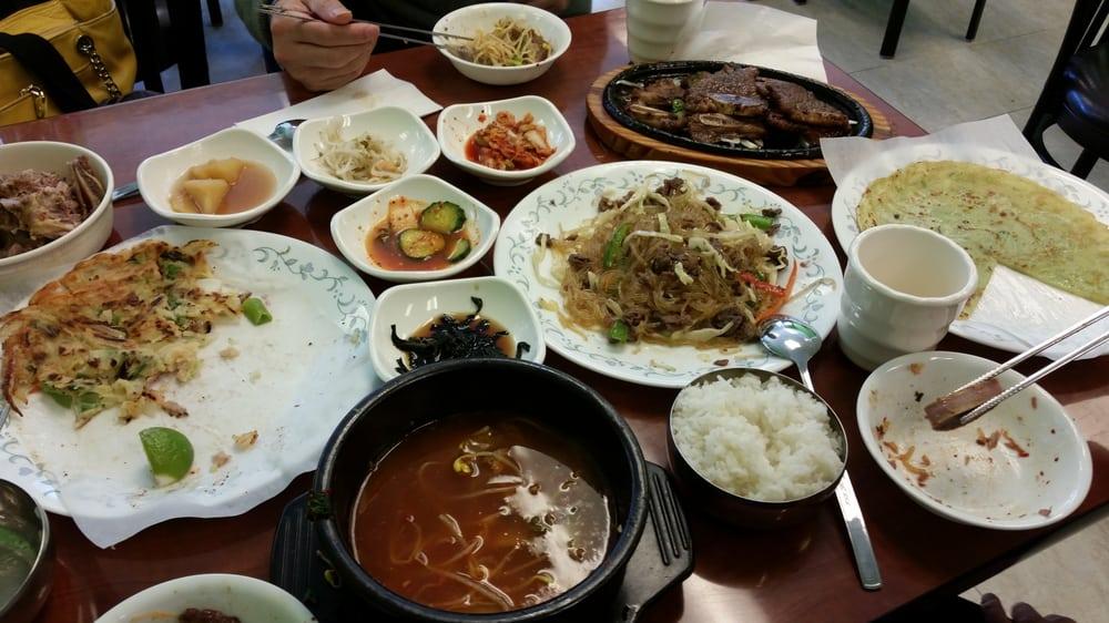 Yummy Yummy Korean Food Toronto