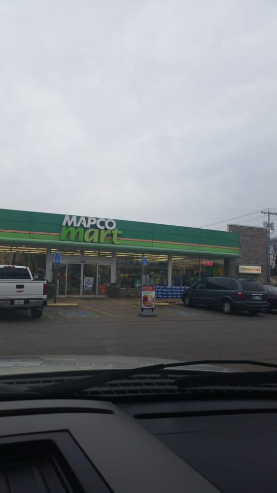 Mapco Mart: 2010 NW Broad St, Murfreesboro, TN