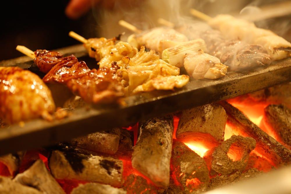 今宵 炭火焼と旬菜