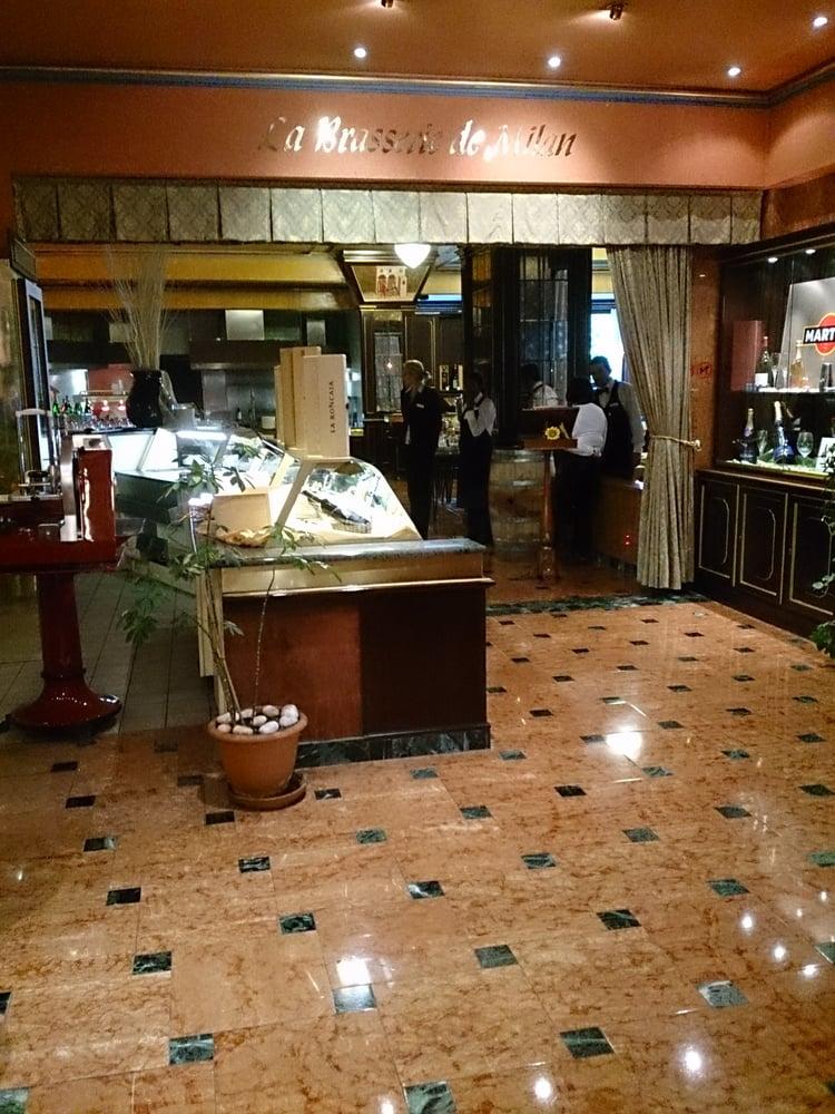 La Brasserie De Milan