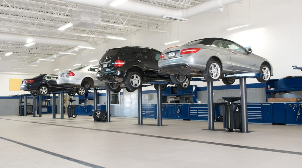 Mercedes benz of northwest arkansas service department for Mercedes benz service department