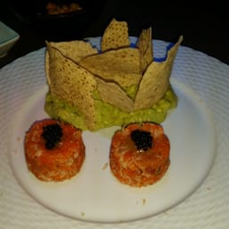 Mizu Hibachi & Sushi - New City, NY, United States. Tuna tar tar
