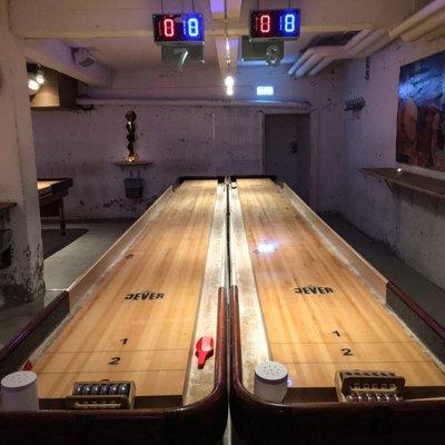 Shuffleboard Stockholm