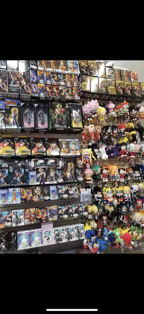 Goliath Toys and Retro Games: 1128 W Monte Cristo Rd, Edinburg, TX