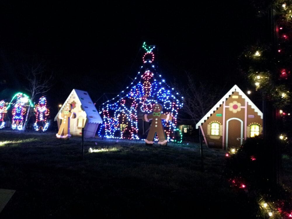 Christmas Light Displays In St Louis.The 10 Best Christmas Displays In Missouri