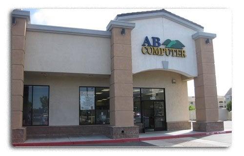 AB Computer: 1215 N Davis Rd, Salinas, CA