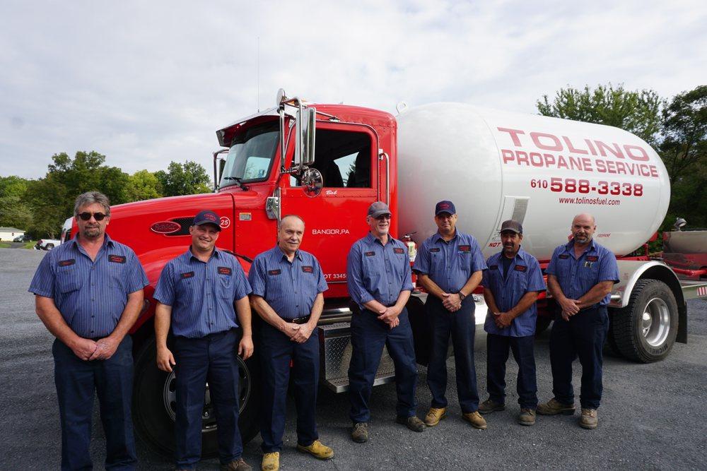 Tolino's Fuel Service: 225 Flicksville Rd, Flicksville, PA