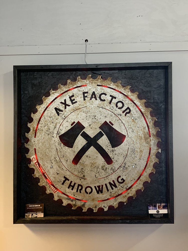 Axe Factor Throwing: 13717 S Rte 30, Plainfield, IL