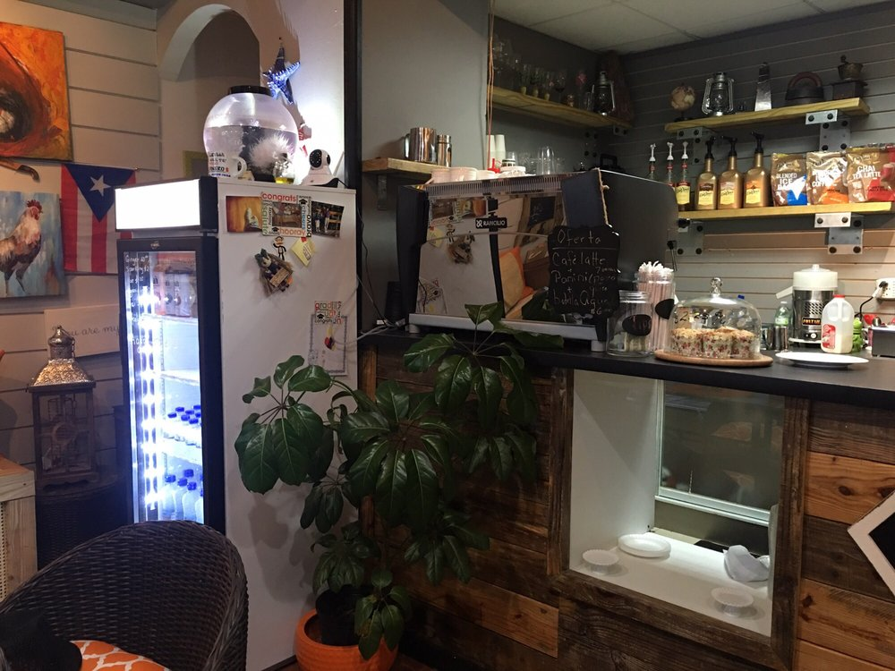 Café Campo: PR-149 S/N, Juana Diaz, PR