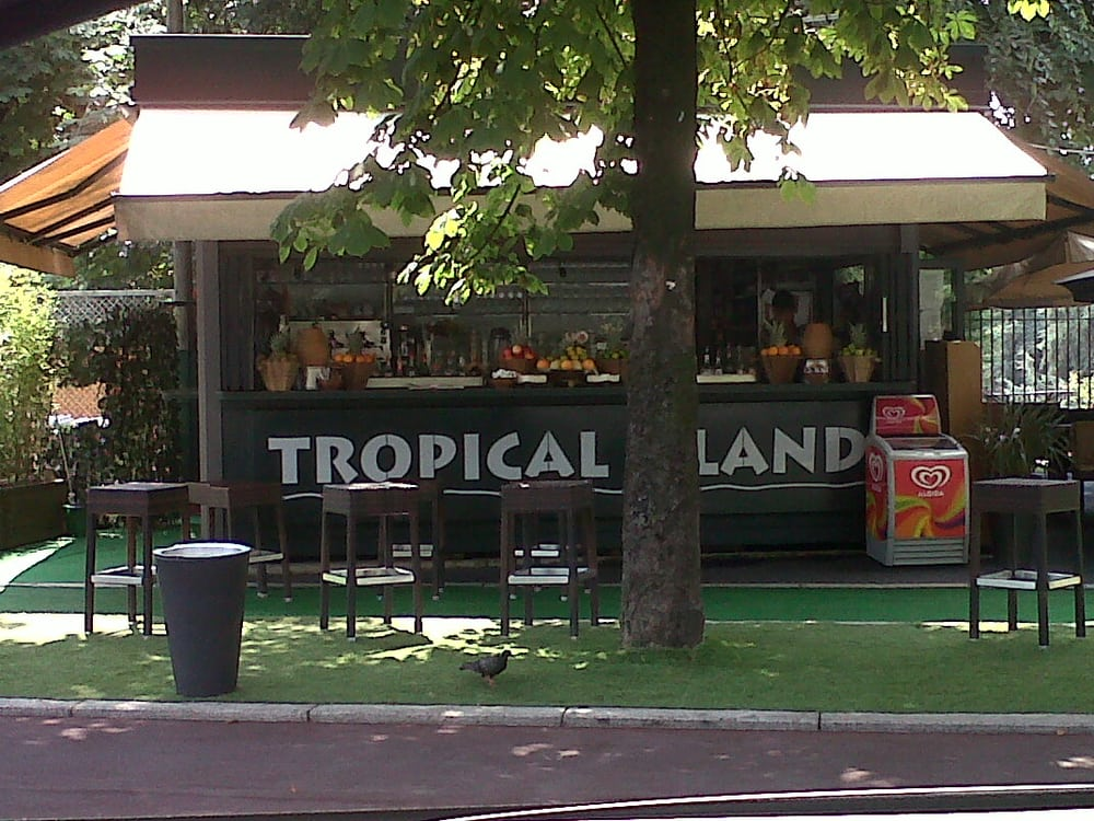 Tropical island pub bastioni di porta venezia - Bastioni di porta venezia ...