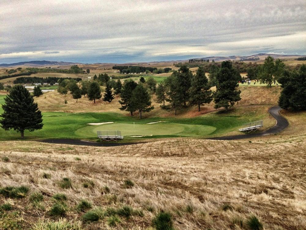 Social Spots from Palouse Ridge Golf Club