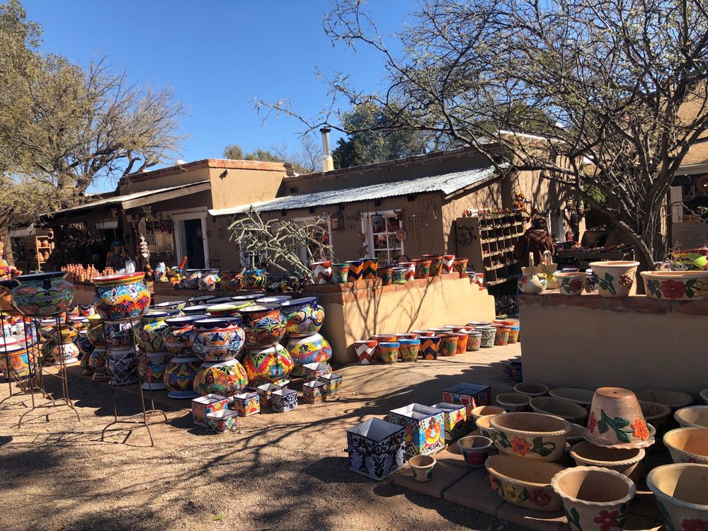 The Country Shop: 1 Will Rogers Ln, Tubac, AZ