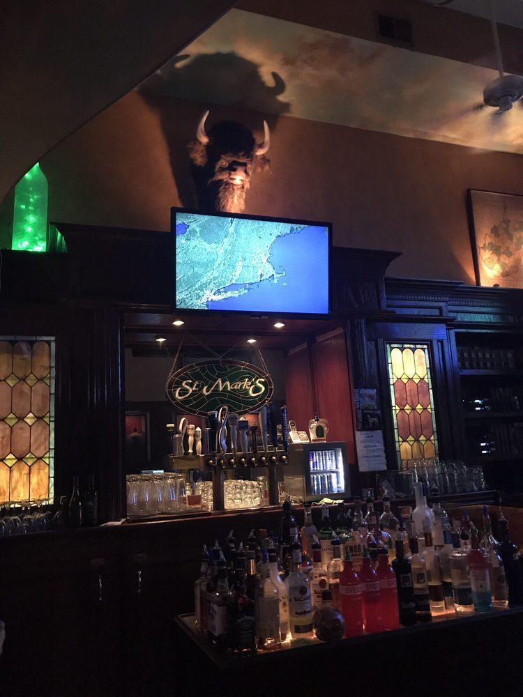 St. Mark's Pub & Grill: 932 4th Ave, Huntington, WV