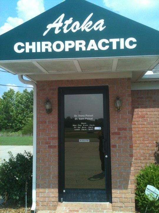 Atoka Chiropractic Clinic: 60 Commercial Dr, Atoka, TN
