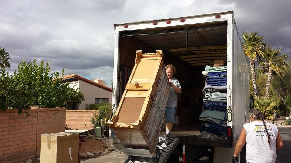 Abrigo Moving Systems: 1075-2 N Bessett Ave, Green Valley, AZ