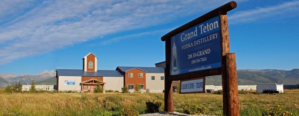 Grand Teton Distillery: 1755 N Hwy 33, Driggs, ID