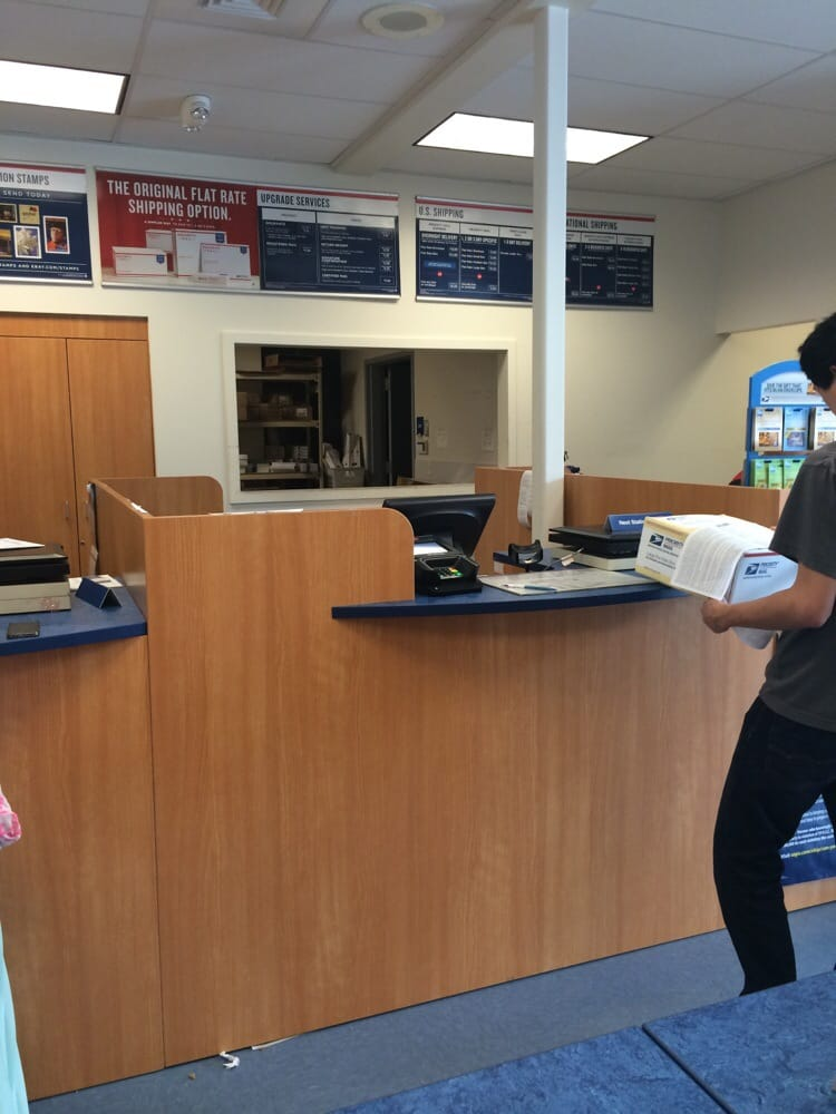 US Post Office: 12400 SE 38th St, Bellevue, WA