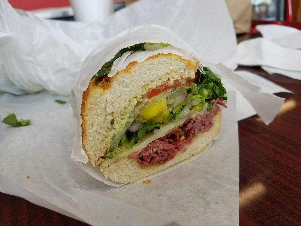 The Best Little Sandwich Shop: 5025 Rhonda Rd, Anderson, CA