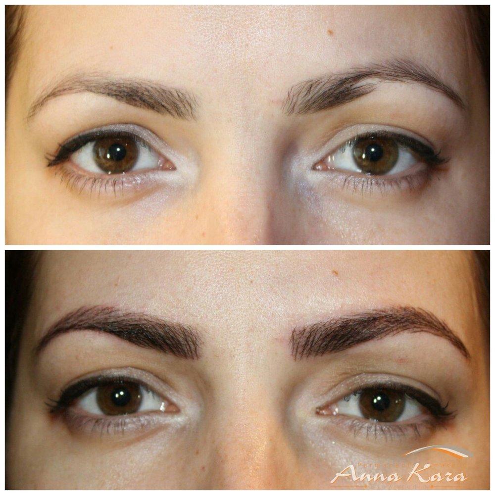 Permanent makeup by Anna Kara