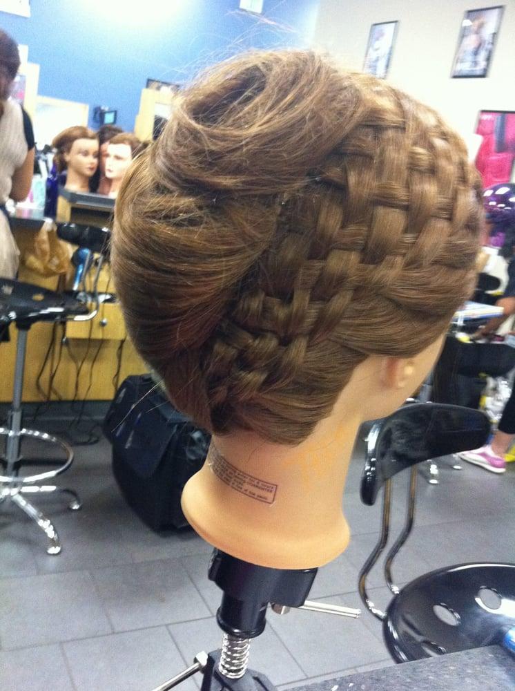 Basket Weave Updo Yelp
