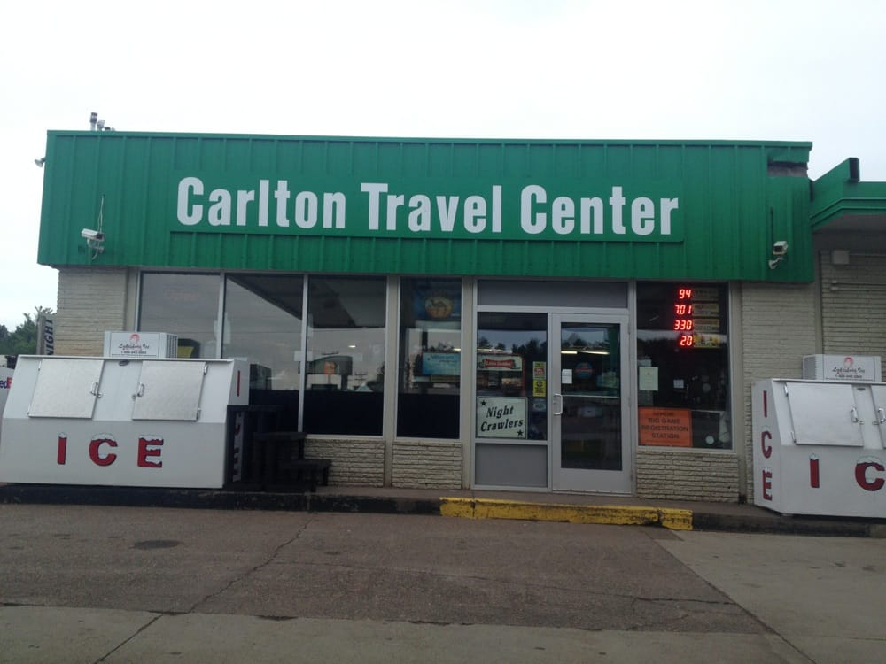 Carlton Travel Center: 1704 Hwy 210, Carlton, MN