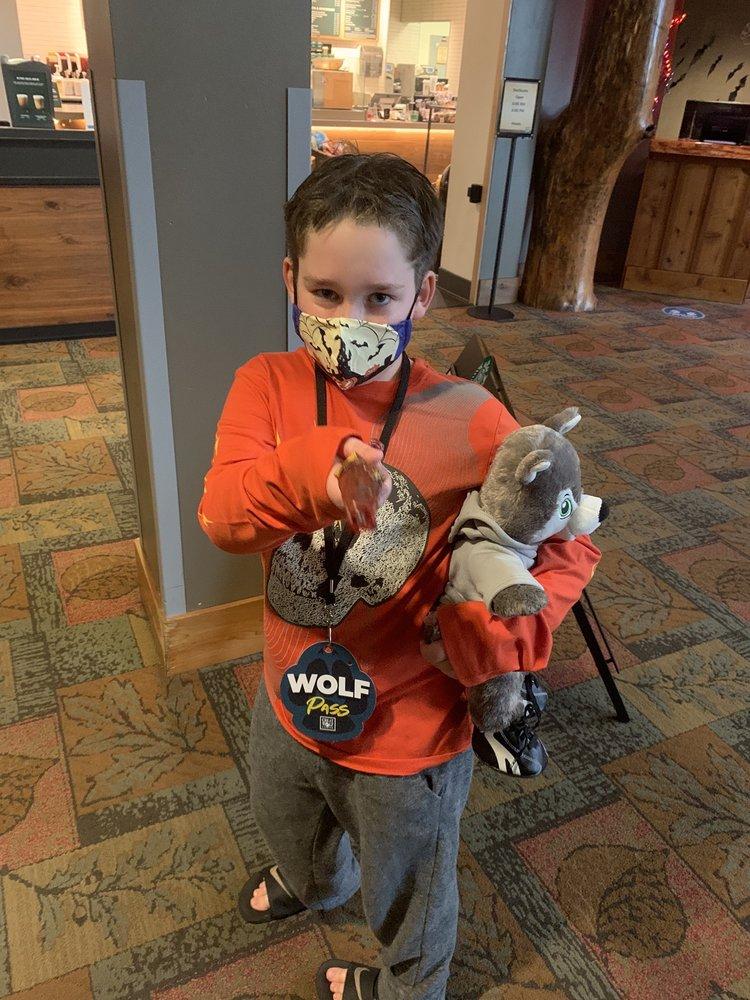 Build A Bear Workshop: 20500 Old Hwy 99 SW, Centralia, WA