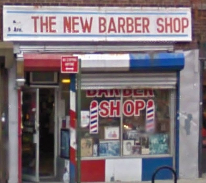 Barber Shop Closest To Me : New Barber Shop - CLOSED - Barbers - 124 9th Ave, Chelsea, New York ...