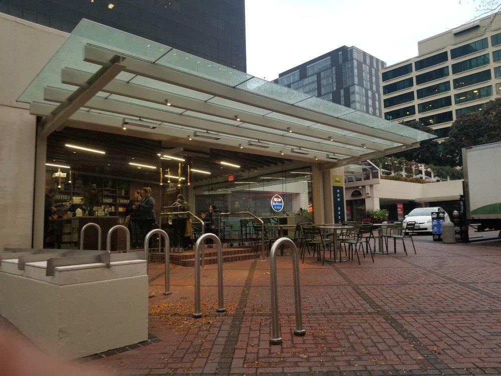 Caffe Umbria: 200 Market Building, Portland, OR