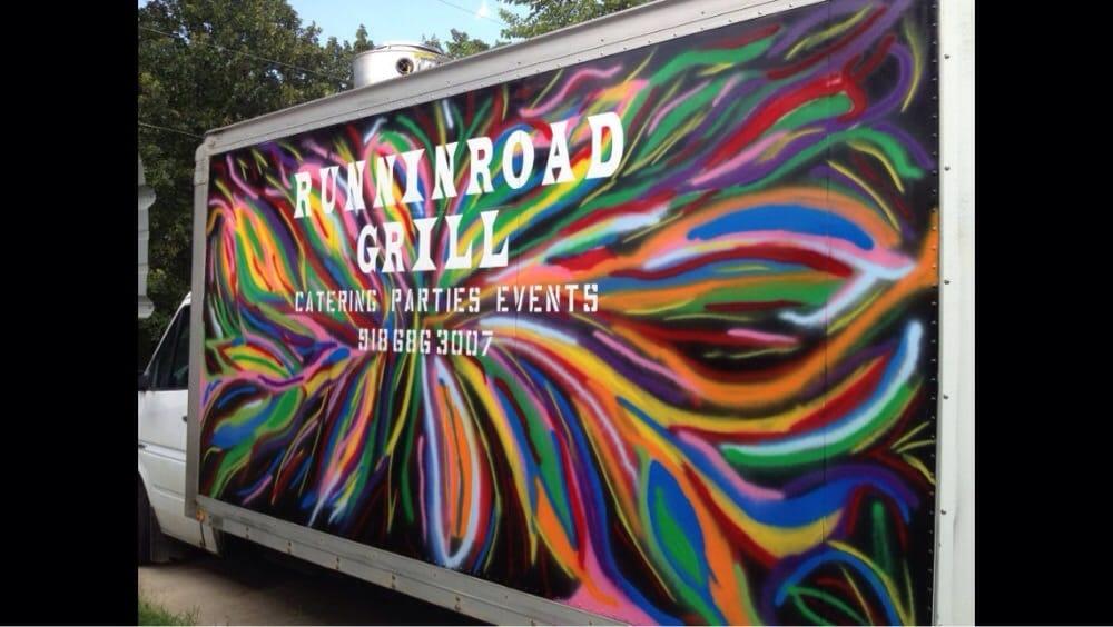 Runninroad Grill: Muskogee, OK
