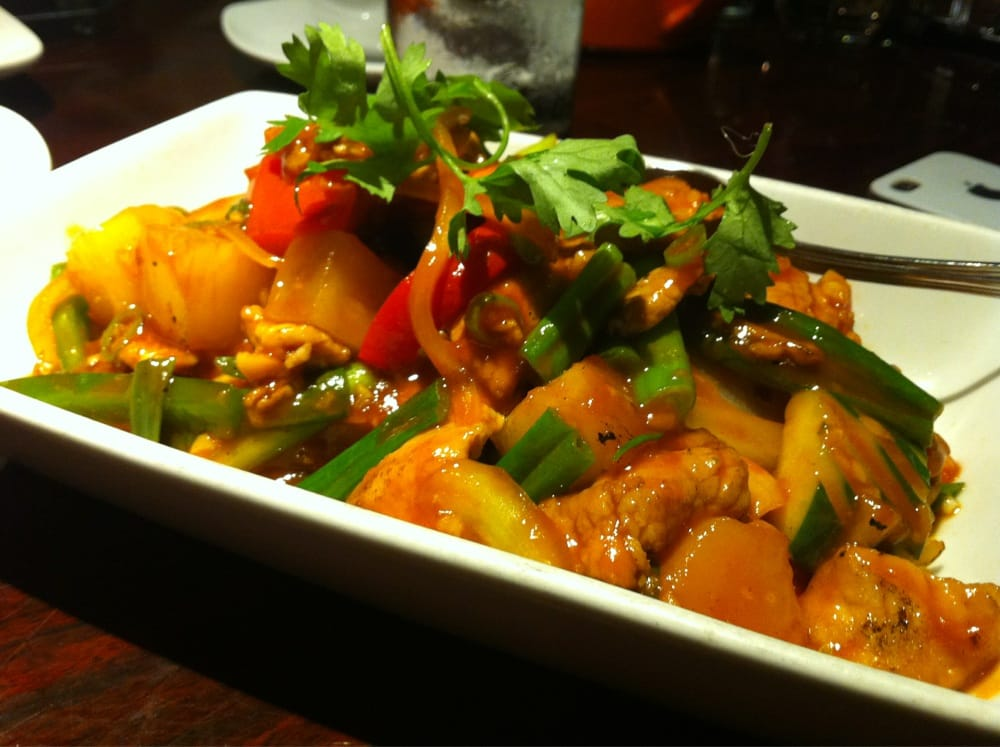 Sweet sour pork yelp for Ayara thai cuisine los angeles ca