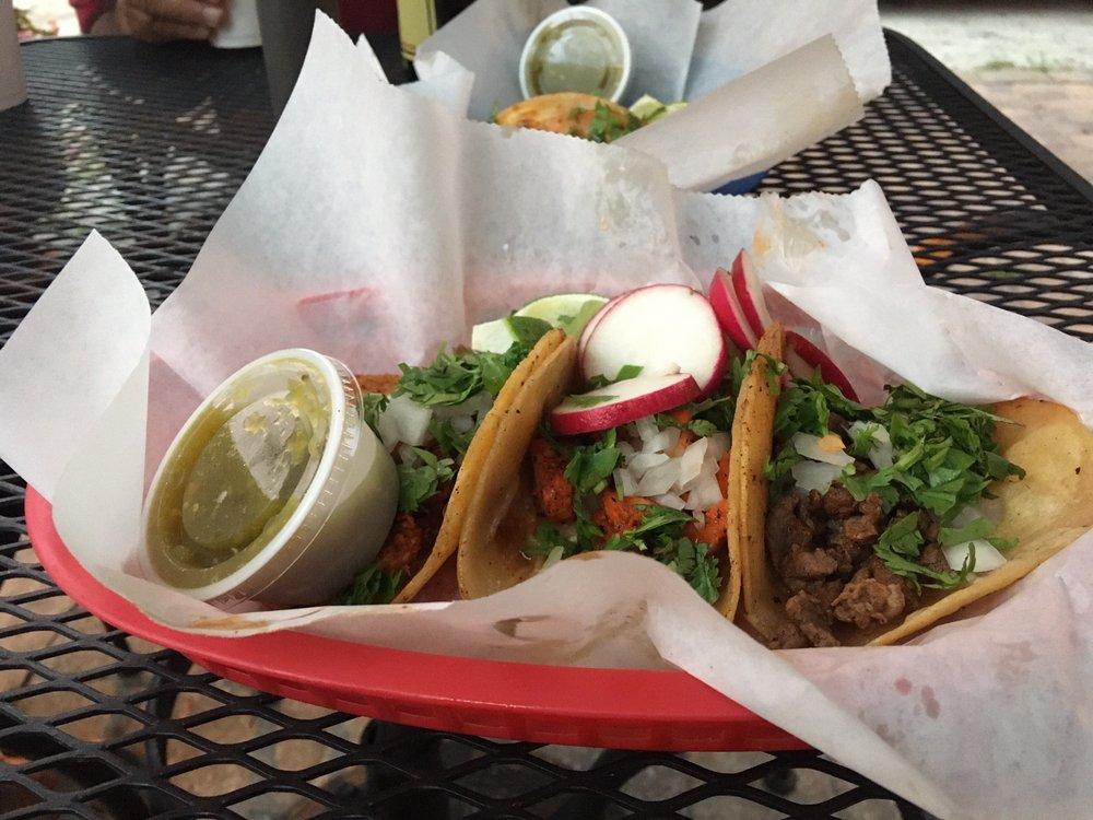 Baja Taco: 209 Summit St, Crescent City, FL