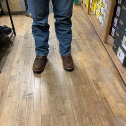 The Total Image & Workingman's Store - Shoe Stores - 325 W Boscawen