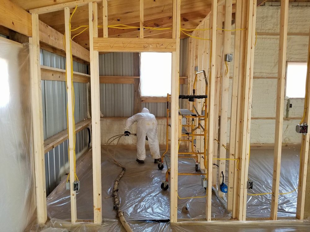 Energy 1 Foam Insulation: 4320 Cowan Rd, Cookeville, TN