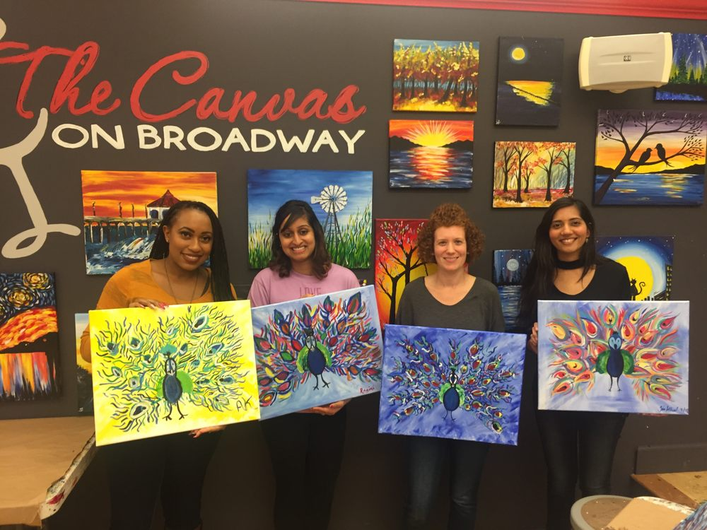 The Canvas on Broadway