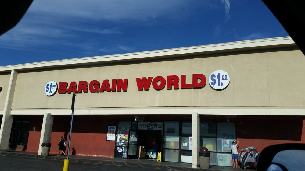 Bargain World: 5093 Florence Ave, Bell, CA