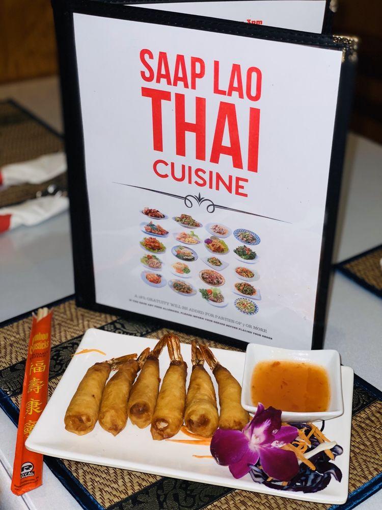Saap Lao Thai Cuisine: 287 Christiana Rd, New Castle, DE