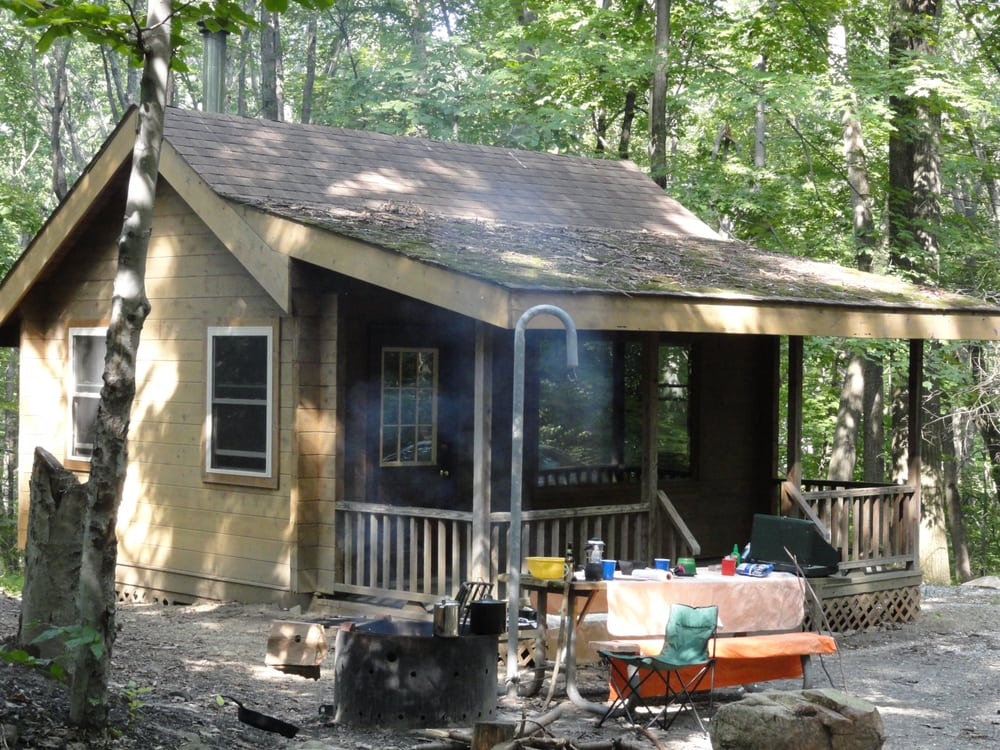 Jenny Jump State Park Campground: 289 State Park Rd, Blairstown, NJ