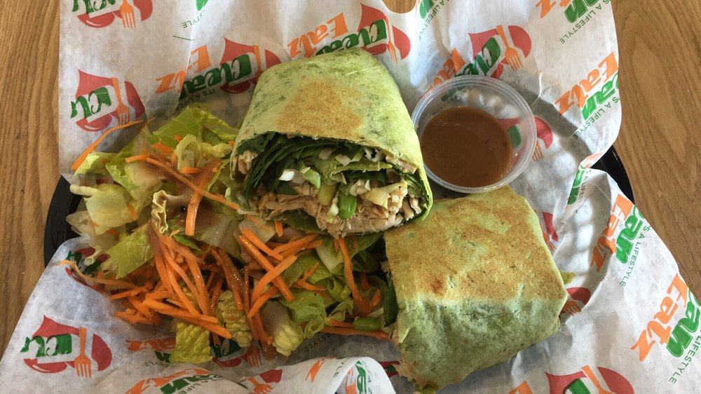 Food from Clean Eatz Columbus