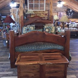 Exceptional Photo Of Texas Hill Country Furniture   Lipan, TX, United States. Handmade  Mesquite