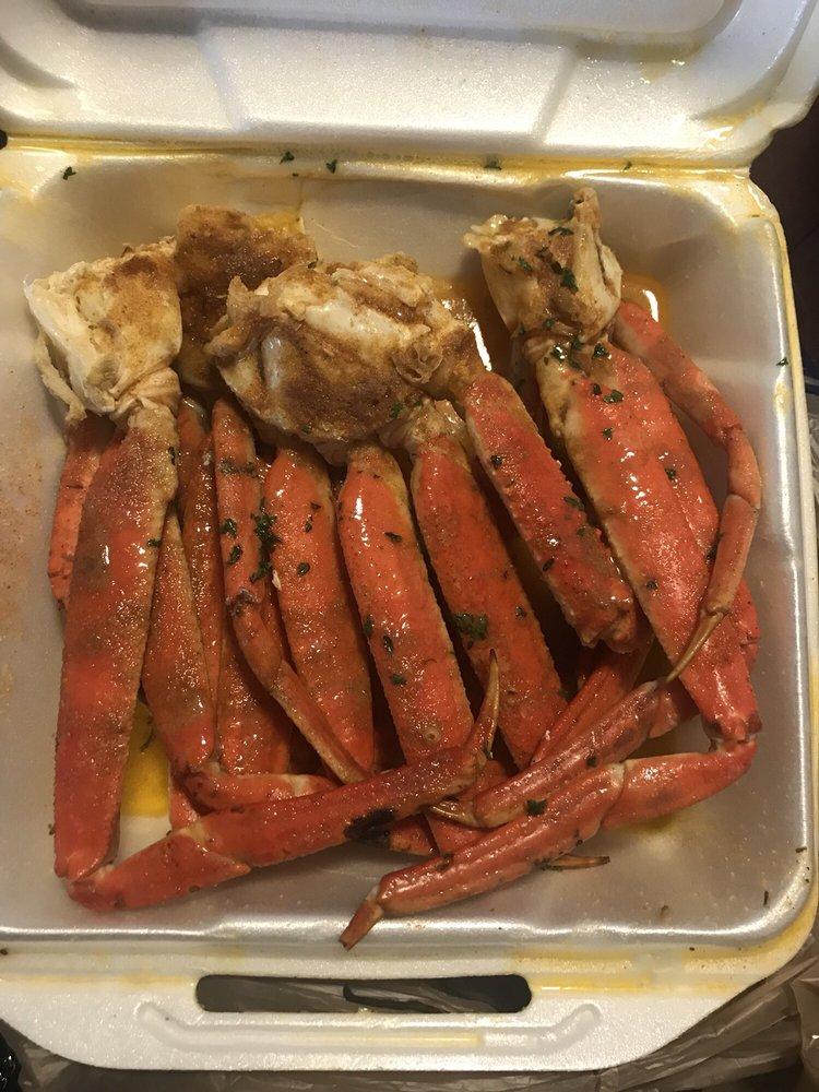 Crab King: 1631 Gordon Hwy, Augusta, GA