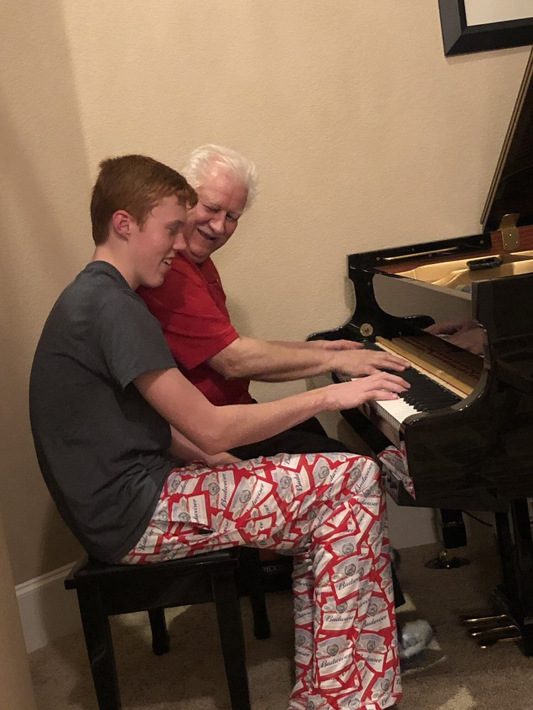 Norbert's Piano Service: 644 Forest Bend Dr, Plano, TX