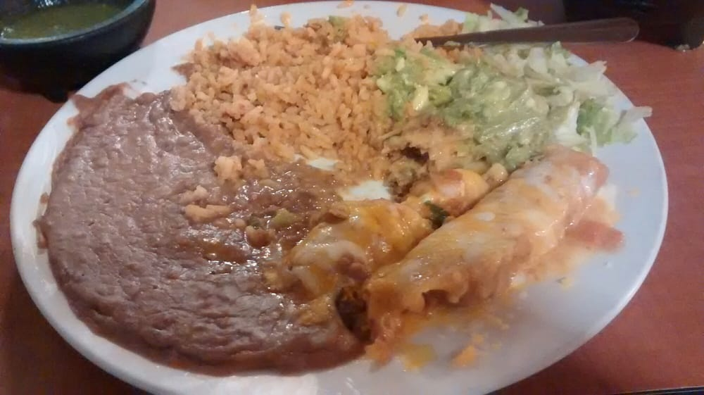 Anthonys Mexican Restaurant: 941 Grand Ave, Bacliff, TX